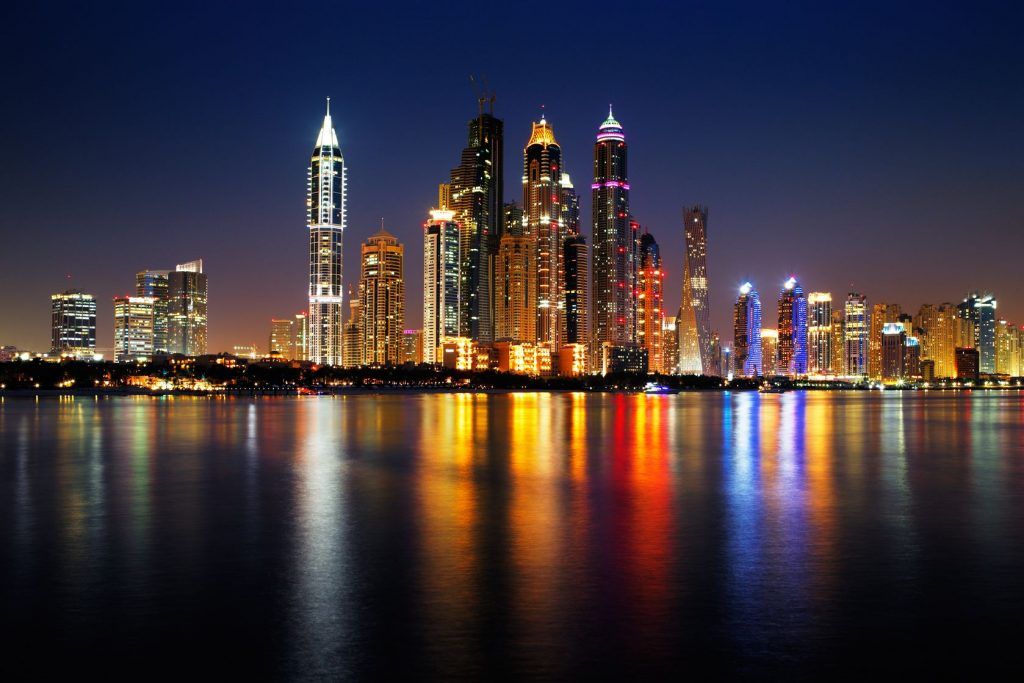 essay on essay about Dubai