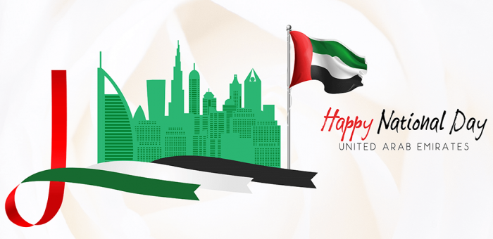 UAE 49th National Day Celebration 2020