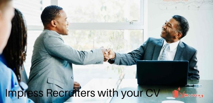Impress Recruiters with your CV (1)